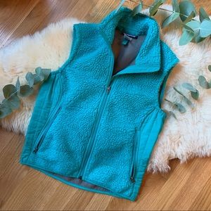 Patagonia💕Retro X Deep Pile Fuzzy Quilted Vest S